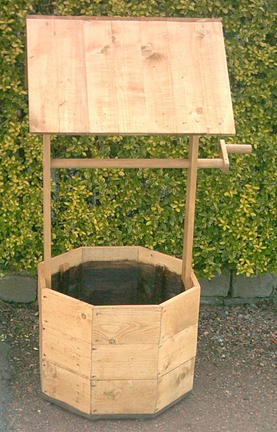 D co jardin et mobilier enfant for Decoration pour jardin en bois